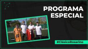 Portada Clásico Rosario 11 de mayo