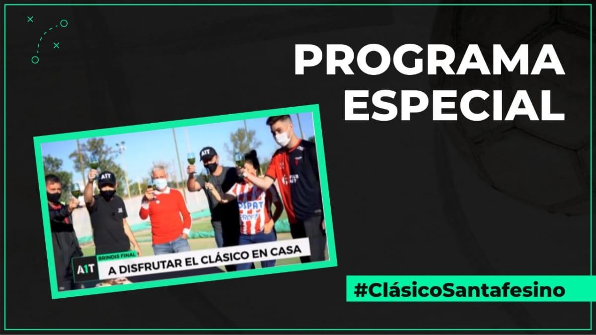 Programa Especial: Clásico Santafesino