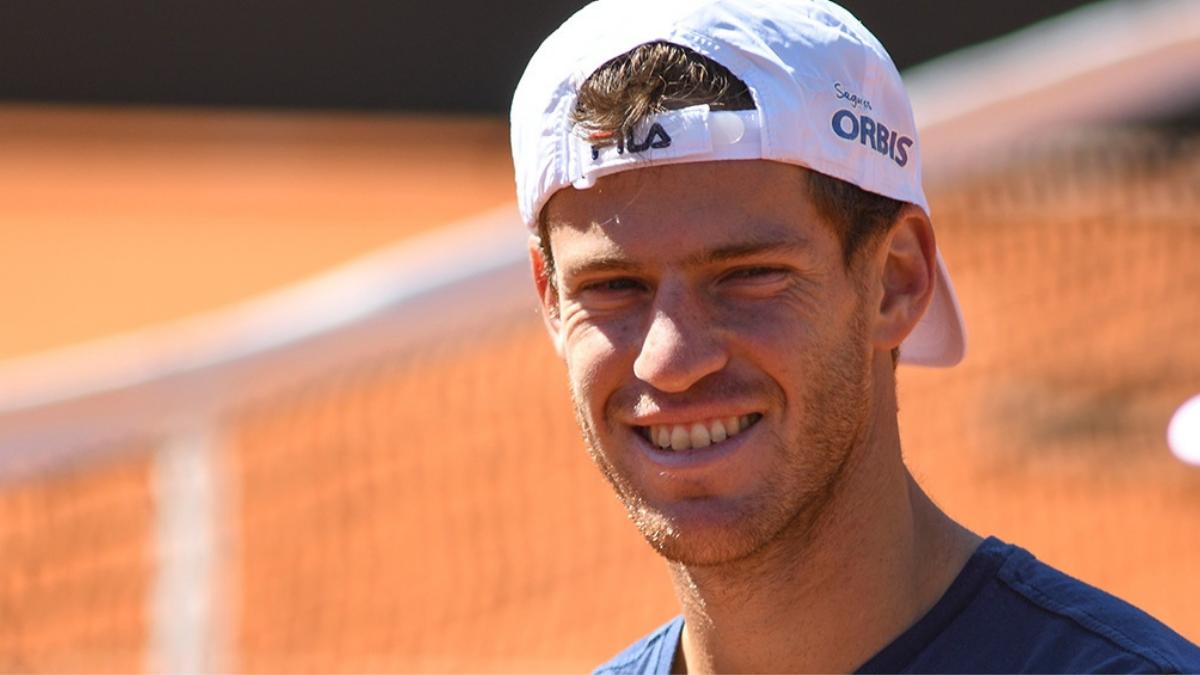 Schwartzman abrirá el sábado la serie de Copa Davis entre Argentina y Bielorrusia